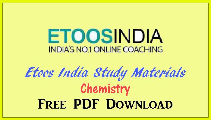 etoos biology study materials free download pdf