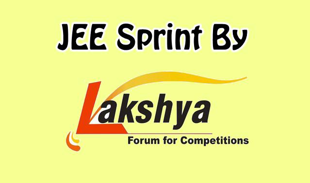 jee sprint by lakshya educare