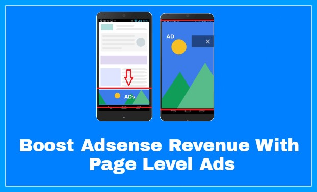 Adsense Page level ads kya hai what is. Isse Adsense earnings increase kaise kare how to boost AdSense income